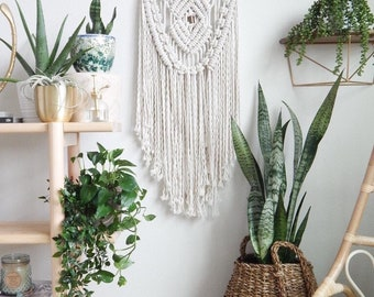 Tapestry Wall Hanging | Macramé Wall Hanging | Woven Wall Hanging | Macramé Wedding Backdrop | Boho Nursery Decor | Boho Bedroom