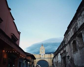 Santa Catalina Arch   Antigua, Guatemala   Fine Art Print