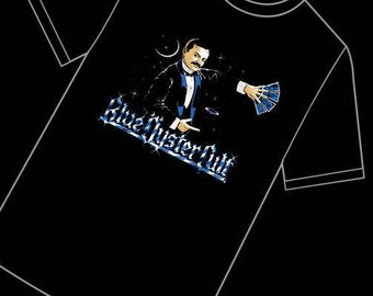 New! Blue Oyster Cult - Agents of Fortune T-Shirt