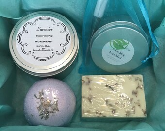 Large Spa Gift Set