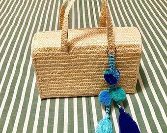 Box Portuguese Basket Bag