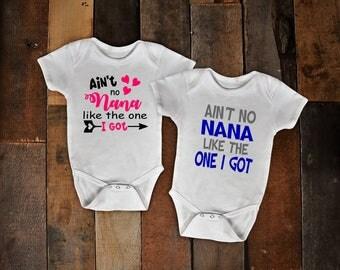 Aint No Nana like the one I Got | **FREE SHIPPING** | Nana Shirt | Best Nana Ever