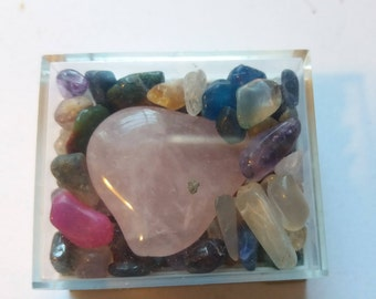 Semi-precious Gemstones of the World