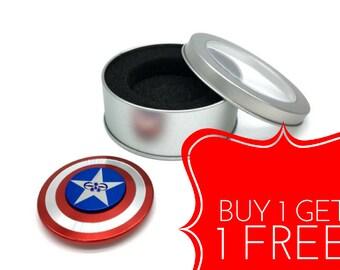 Captain America Hand Spinner Fidget