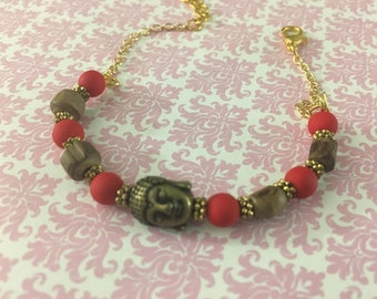 Buddha Bracelet // bracelet