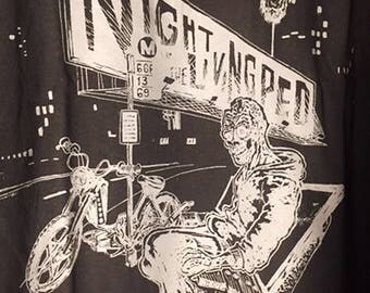 XXLARGE 2015 Night of the Living Ped rally t-shirts
