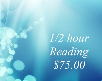 Psychic Intuitive readings