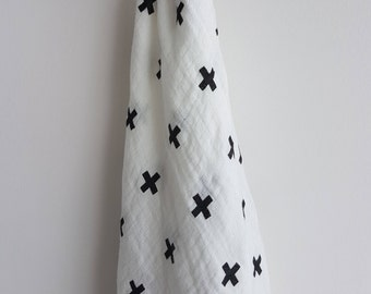 X Marks the Spot Swaddle