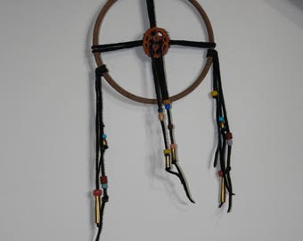 Dream Catcher,Authentic Dream Catcher,With beads,with walnut shell