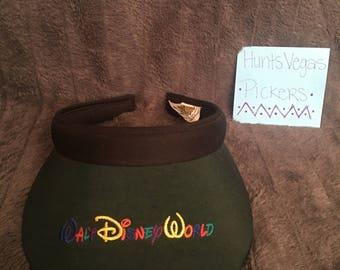 Vintage Walt Disney World Visor
