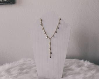 Star Y-Necklace