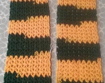 Green/Yellow Scarf