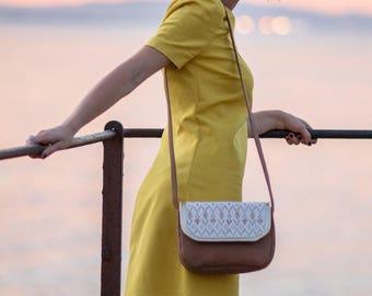 """Ethnic pattern """"Cristina"""" shoulder bag"""