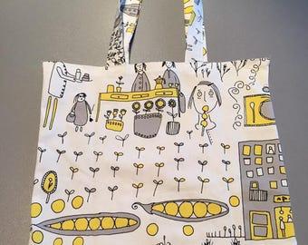 Daily life shopping bag