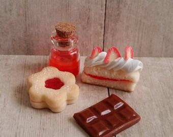 Delicious miniature