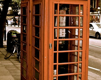 London Phone Booth Photo
