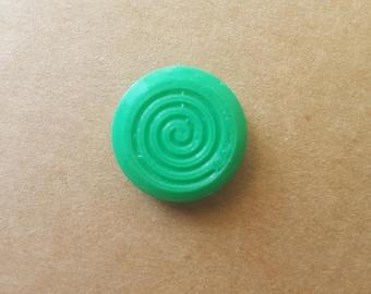 Custom Fidget Spinner Cap x 2