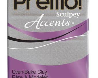 Sculpey Premo Accents 57 g - White Gold Glitter - Ref POPE5132 - price until stocks last!