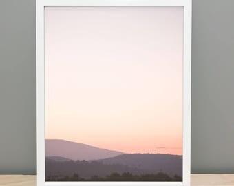 Sunset Printable Art