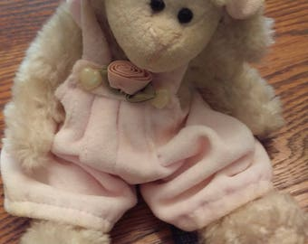 Boyd's Bear Plush Lamb