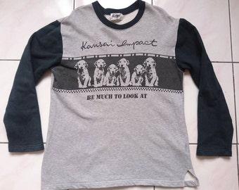 Kansai yamamoto (kansai impact) sweatshirt / pullover