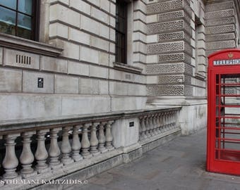 Red Telephone Booth | London | England | Photography |