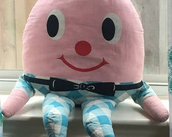 Vintage Humpty Dumpty Pillow Doll