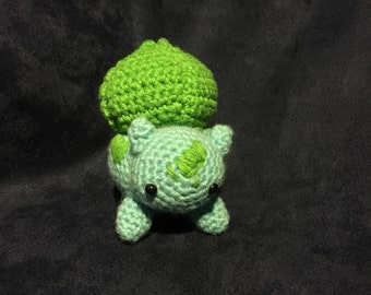 Bulbasaur #001 Pattern
