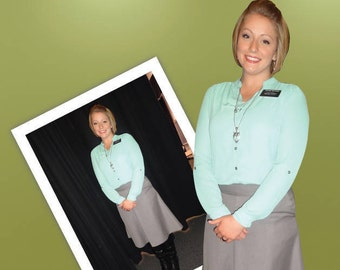 Custom LDS Missionary Cardboard Standup