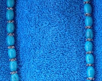 Navajo Handmade Turquoise Necklaces