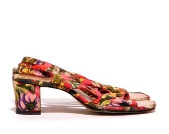 Penaljo slingback sandals