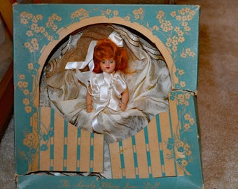 1948 The Lovely Mary Jean Swiss doll