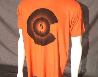 Centennial State 1876 T-Shirt - Colorado Denver CO Orange C