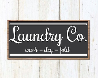 Laundry SVG, Laundry Room Sign, Rustic Laundry Sign, Vector, SVG, Cut File, Print, Magnolia Market Sign, Fixer Upper Sign, Magnolia Farms