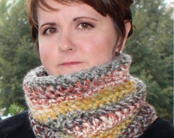 Yorkshire Cowl in Coney Island