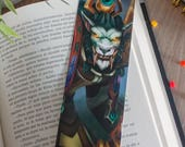 Warcraft bookmark, World ...