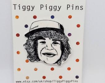Dustin Henderson - Stranger Things Pin