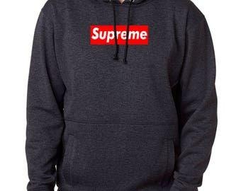 Supreme Box Logo - Supreme Hoodie - Supreme Clothing - Supreme Shirts - Supreme - Supreme Sweatshirt - Supreme Mens Hoodie - Supreme Hoodies