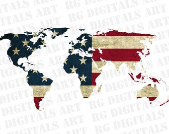 Vector world map etsy world map svg world map svg clipart silhouette usa world map vector digital download gumiabroncs Choice Image