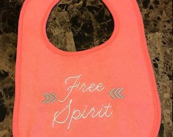 Free Spirit bib