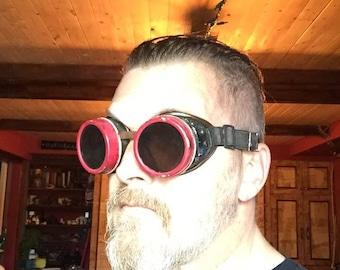 Dieselpunk Goggles