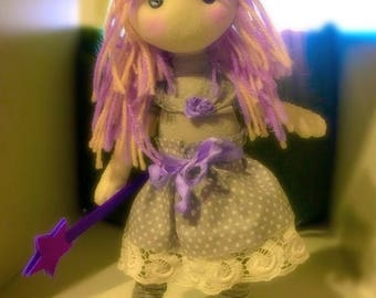 Rag Doll-cloth Doll