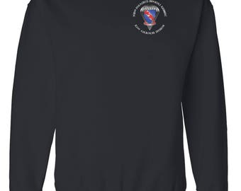 508th Parachute Infantry Regiment Embroidered Sweatshirt-3434