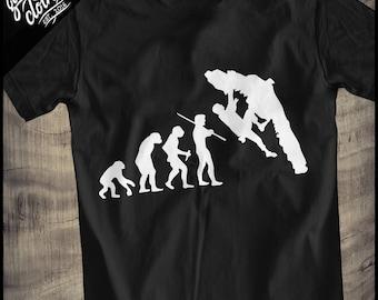 Evolution Bouldering T-Shirt