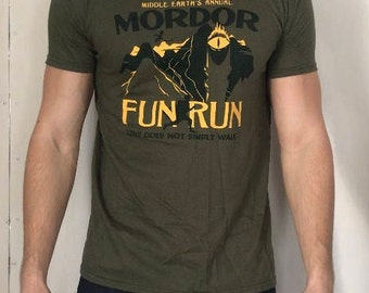 Lord of the rings graphic t