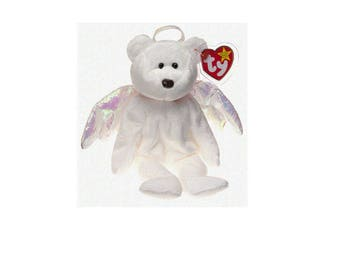 Ty Beanie Babies Halo the bear 1998