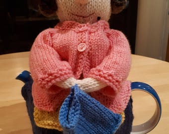Mrs Brown tea cosy