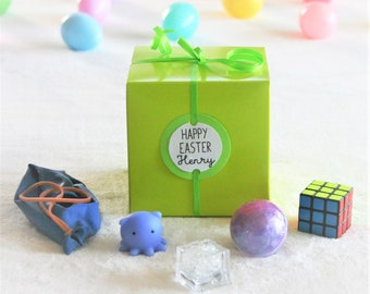 7 year old gift etsy filled easter giftfilled goody box with personalized tag for ages 7 9 year negle Choice Image