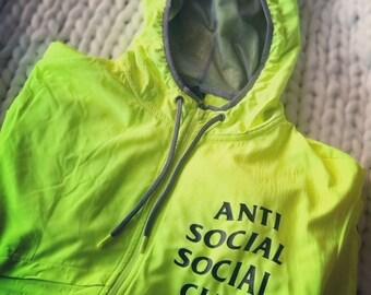 Anti Social Social Club Windbreaker