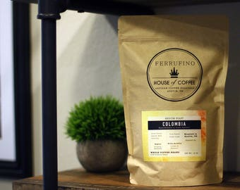 Colombia - Roasted Coffee Beans